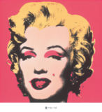 Shot Red Marilyn von Andy Warhol