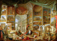 Giovanni Paolo Pannini - Gallery of Views of Ancient Rome, 1758