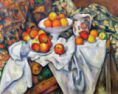Paul Cézanne - Apples and Oranges, 1895-1900