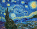 Vincent van Gogh - The Starry Night, June 1889