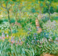 Claude Monet - Giverny, Le Printemps (Der Frühling, Giverny)
